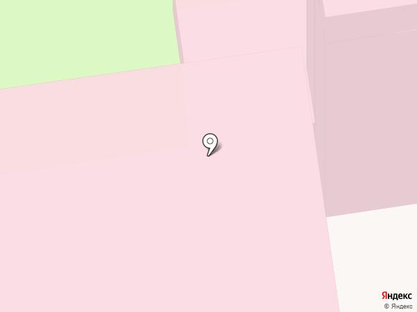 Детская областная больница на карте Пскова