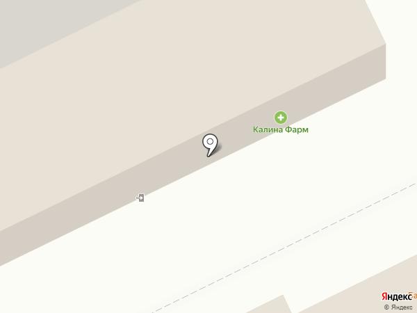 Калина Фарм на карте Пскова