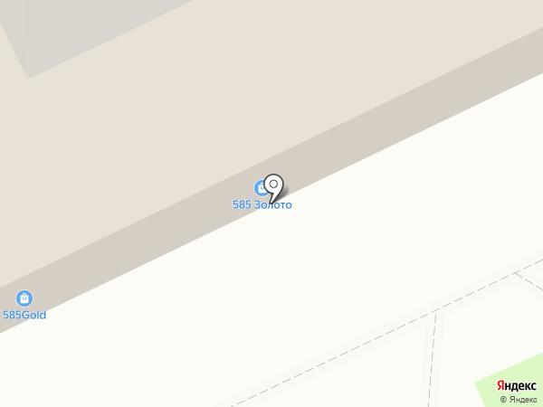 FastMoney на карте Пскова