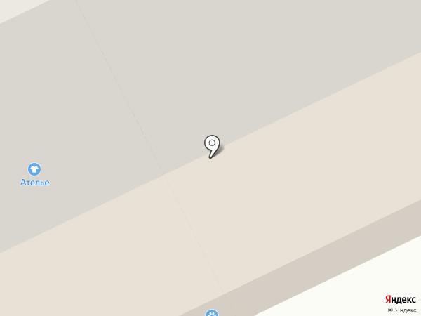 Металл-Дизайн на карте Пскова