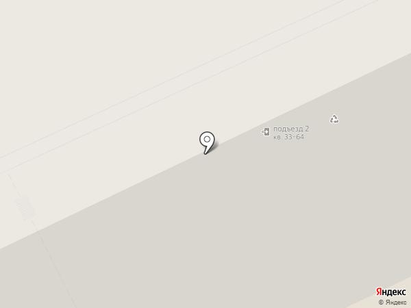 Серпантин на карте Пскова