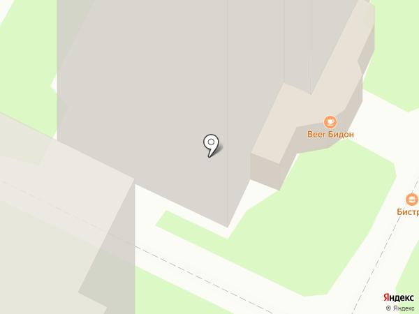 BEER Бидон на карте Пскова