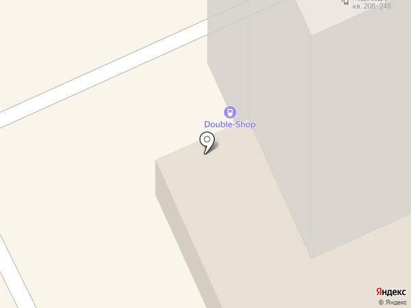 Кроха на карте Пскова