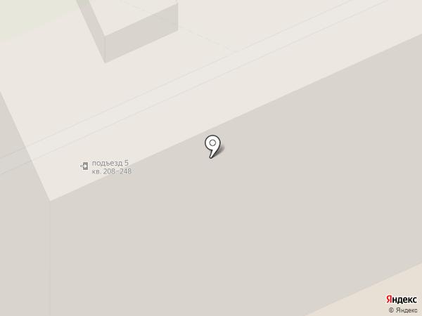 Эс Эй Би-Сервис на карте Пскова