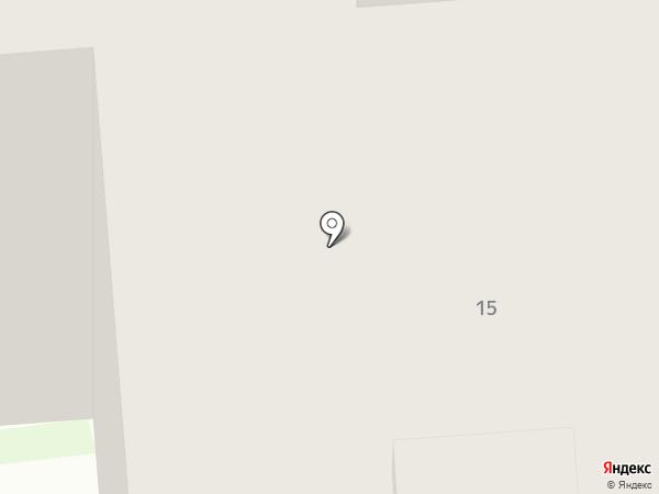 Дколор-Псков на карте Пскова