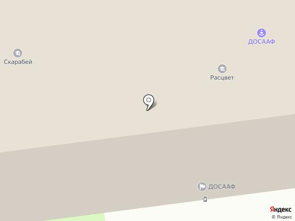 Избирательный участок №64 на карте Пскова