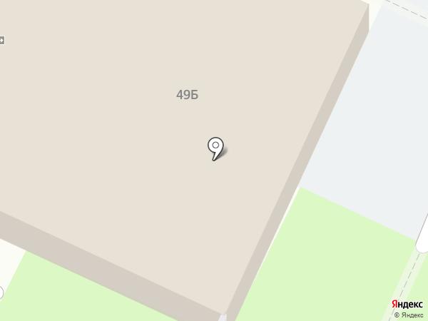 Д. И Д. на карте Пскова