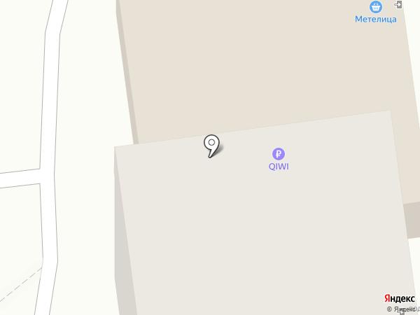 Универсальный магазин на карте Пскова