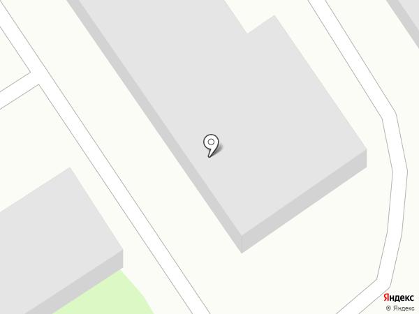 Производственно-ремонтная компания на карте Пскова