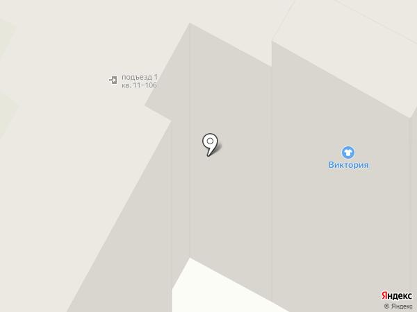 Виктория на карте Пскова