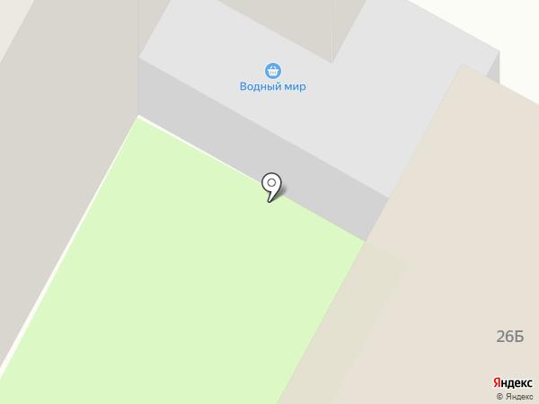 Вариант на карте Пскова