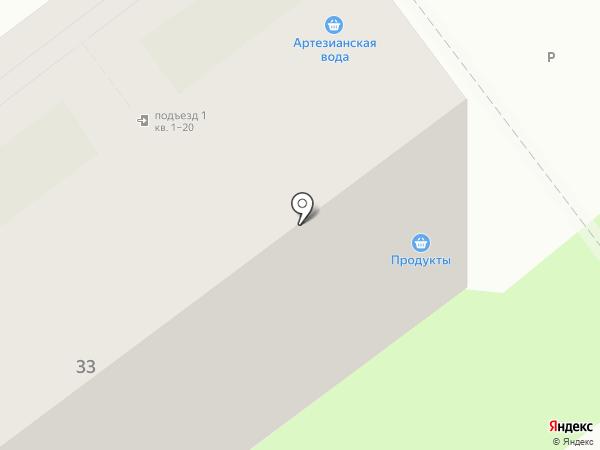 Соловьи на карте Пскова
