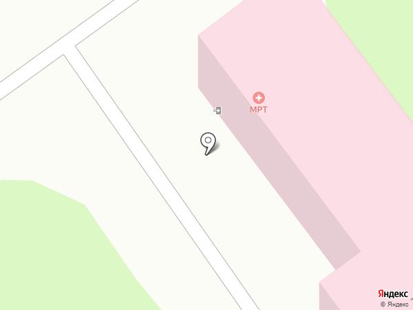 МРТ-Псков на карте Пскова