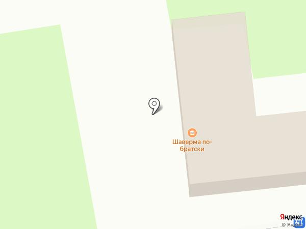 Мастерская по изготовлению ключей и ремонту обуви на Народной на карте Пскова