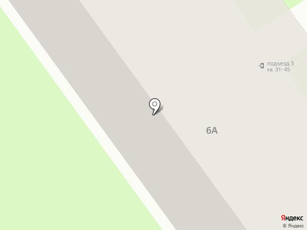 Мэрилин на карте Пскова