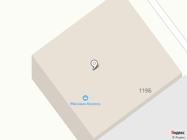 Хамелеон на карте Пскова