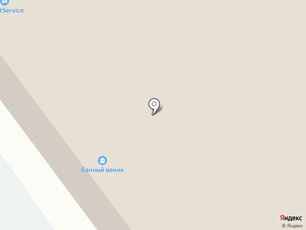 Мебельный двор на карте Пскова