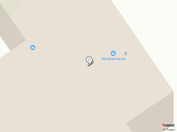 Сеть магазинов автозапчастей на карте Пскова