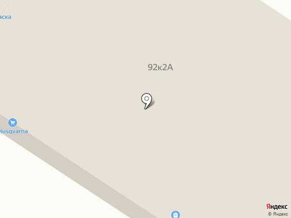 КомбатСтрой на карте Пскова