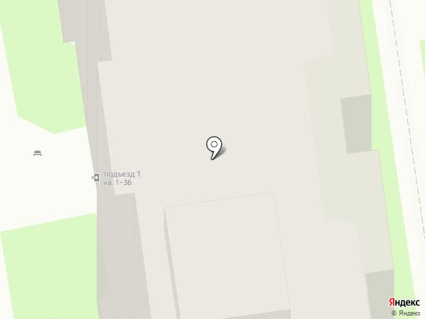 Магазин автозапчастей для ВАЗ на карте Пскова