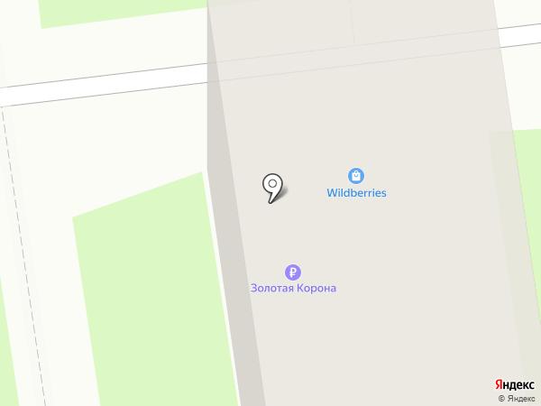 Стандарт на карте Пскова