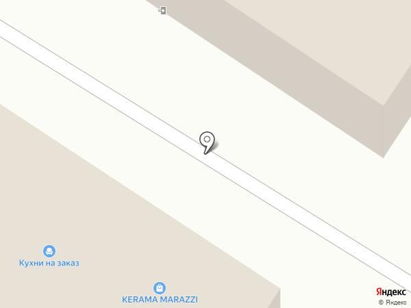 ПсковВент на карте Пскова
