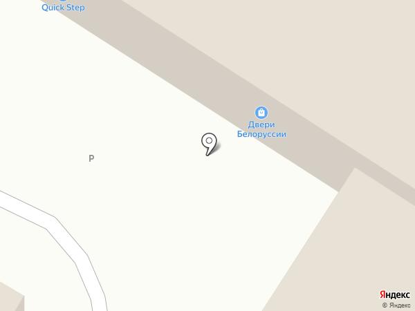 Саморезик на карте Пскова