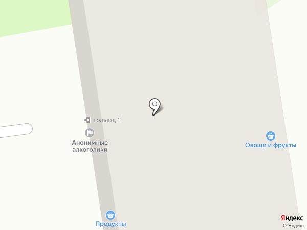 Промтех на карте Пскова