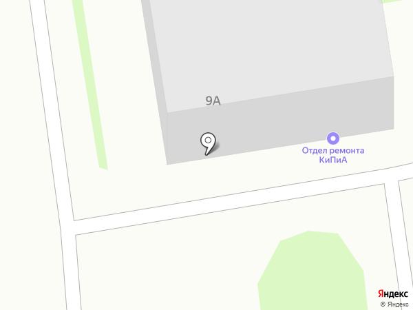 Псковский центр сертификации на карте Пскова