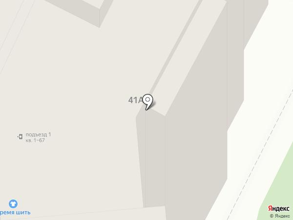 Добрый День на карте Пскова