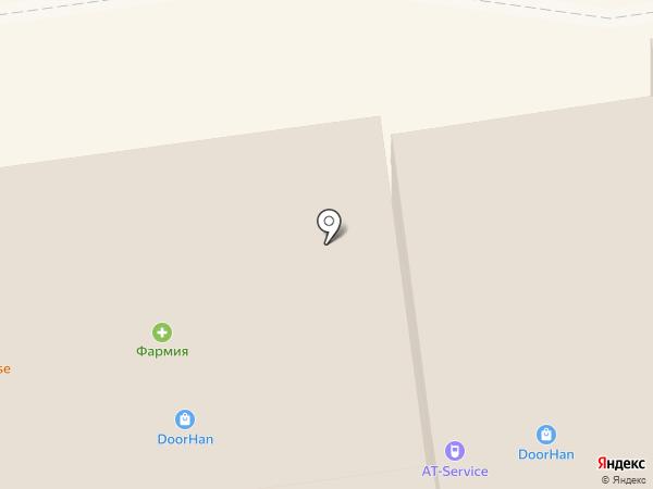 AT-Service на карте Пскова