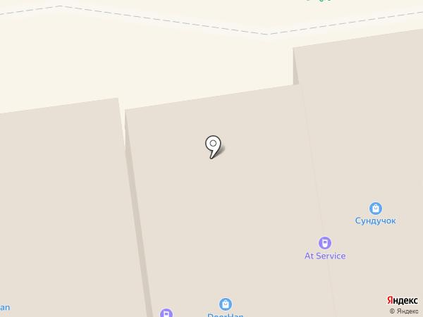Art Estate на карте Пскова
