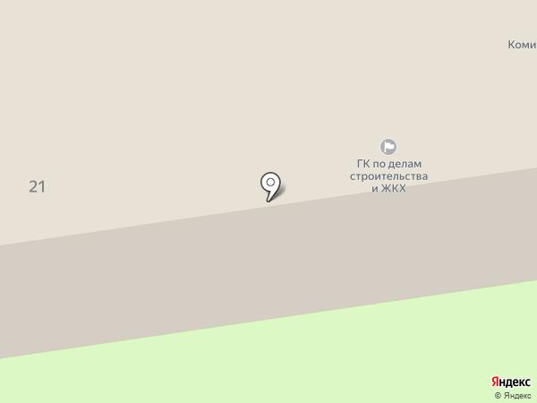 Золотой бамбук на карте Пскова