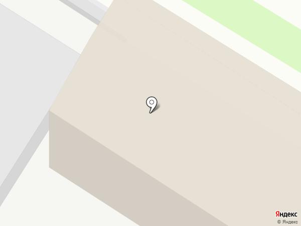 Флик на карте Пскова