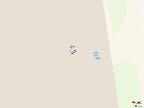 ЗаОдно на карте Пскова