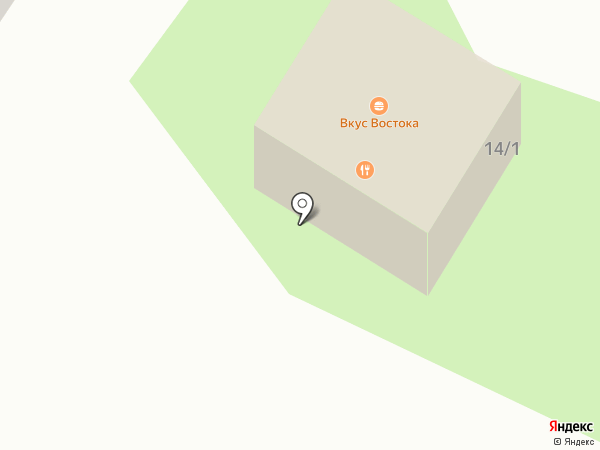 Chiken House на карте Пскова