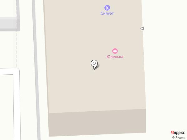 Лидия на карте Пскова