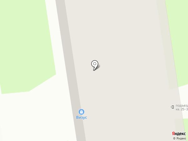Отдел по назначению на карте Пскова