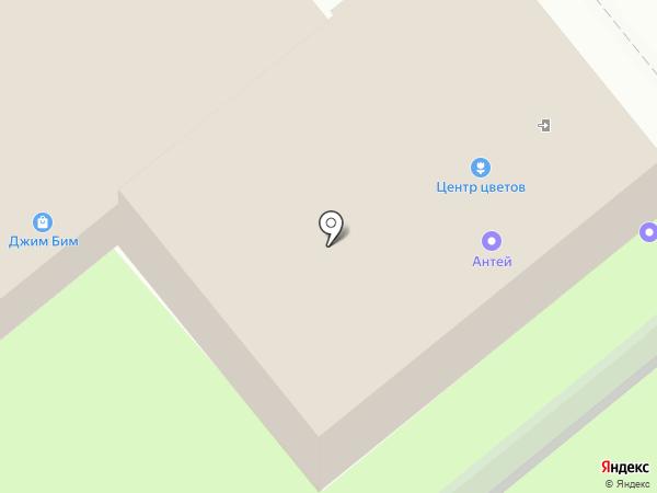 Урожай на карте Пскова