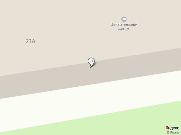 Центр помощи детям, оставшимся без попечения родителей на карте Пскова