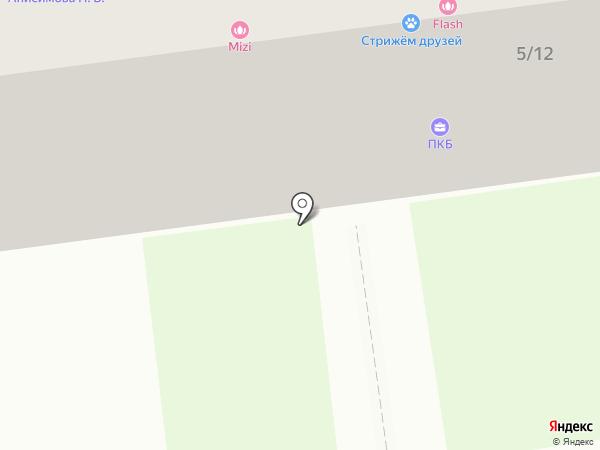 Стрижем друзей на карте Пскова