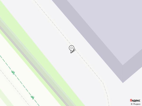 Специальная (коррекционная) общеобразовательная школа №2 VIII вида на карте Пскова