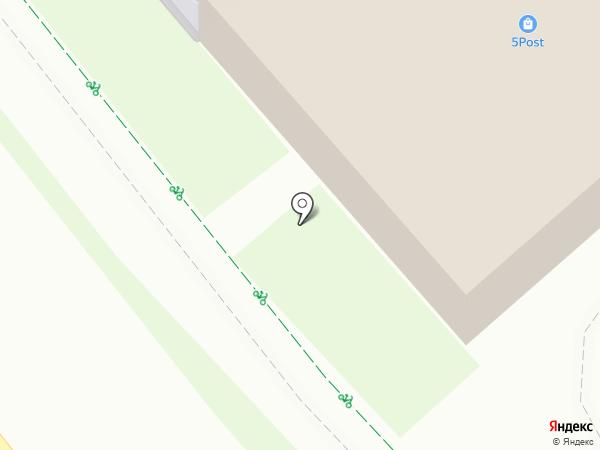Метизы на карте Пскова