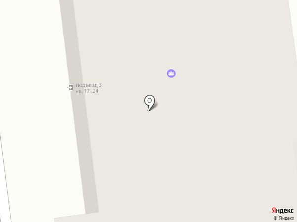 Новая автошкола на карте Пскова