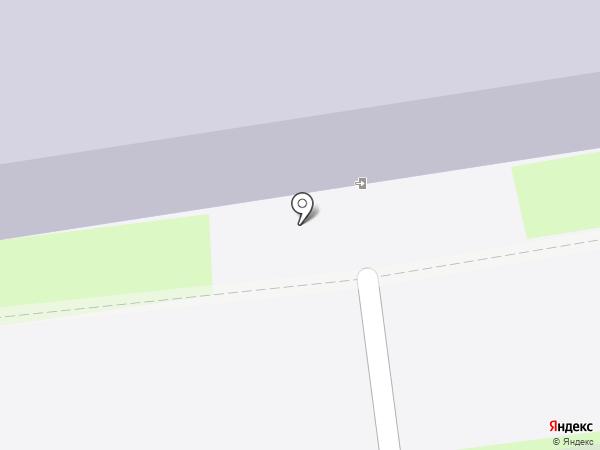 Лицей №4 на карте Пскова