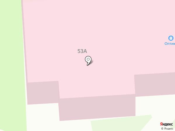 Салон оптики на карте Пскова