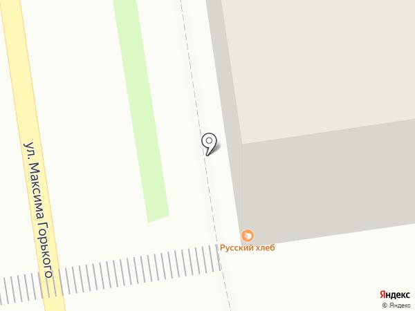 Тандем на карте Пскова