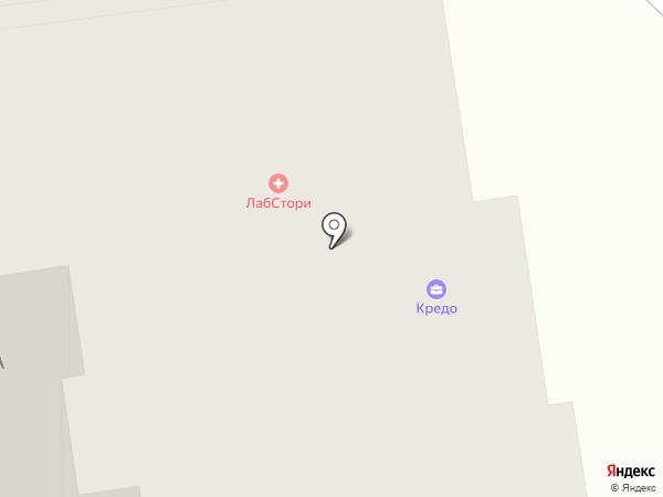 Евростиль на карте Пскова