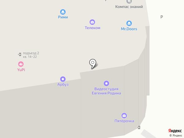 МедиаГид на карте Пскова
