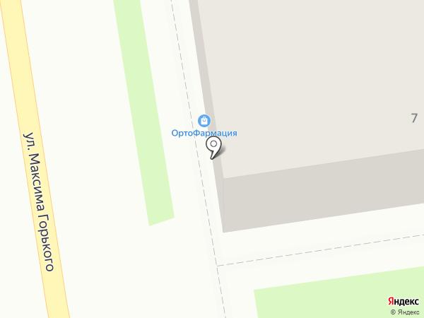 ЧайКа на карте Пскова